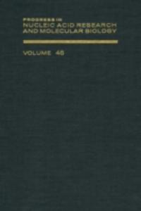 Ebook in inglese PROG NUCLEIC ACID RES&MOLECULAR BIO V46 -, -