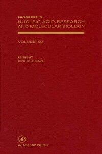 Foto Cover di Progress in Nucleic Acid Research and Molecular Biology, Ebook inglese di  edito da Elsevier Science