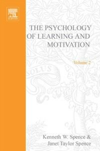 Foto Cover di PSYCHOLOGY OF LEARNING&MOTIVATION:V.2, Ebook inglese di  edito da Elsevier Science