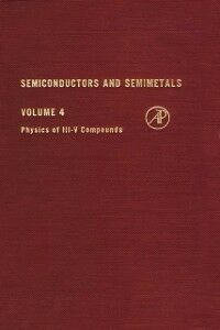 Ebook in inglese SEMICONDUCTORS & SEMIMETALS V4