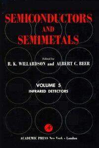 Ebook in inglese SEMICONDUCTORS & SEMIMETALS V5 -, -