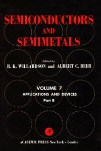 Ebook in inglese SEMICONDUCTORS & SEMIMETALS V7B