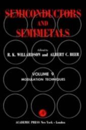 SEMICONDUCTORS & SEMIMETALS V9
