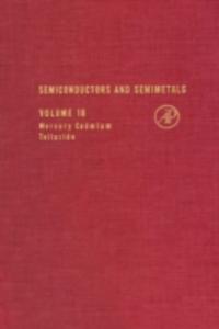 Ebook in inglese SEMICONDUCTORS & SEMIMETALS V18 -, -