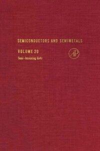 Foto Cover di SEMICONDUCTORS & SEMIMETALS V20, Ebook inglese di  edito da Elsevier Science