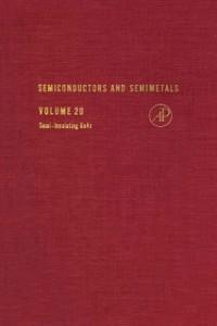 Ebook in inglese SEMICONDUCTORS & SEMIMETALS V20 -, -