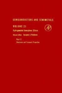 Foto Cover di SEMICONDUCTORS & SEMIMETALS V21C, Ebook inglese di  edito da Elsevier Science