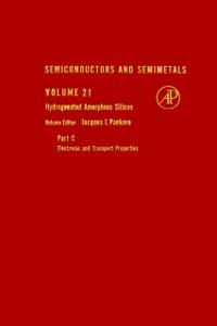 Ebook in inglese SEMICONDUCTORS & SEMIMETALS V21C -, -