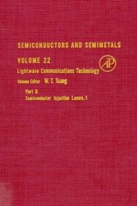 Ebook in inglese SEMICONDUCTORS & SEMIMETALS V22 -, -