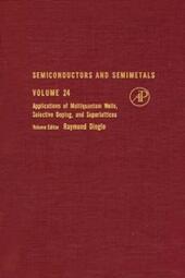 SEMICONDUCTORS & SEMIMETALS V24