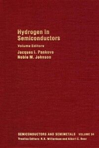 Foto Cover di Hydrogen in Semiconductors, Ebook inglese di  edito da Elsevier Science