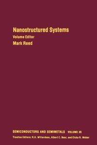Ebook in inglese Nanostructured Systems