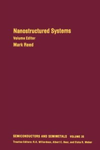 Ebook in inglese Nanostructured Systems -, -