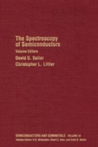 Ebook in inglese Spectroscopy of Semiconductors -, -