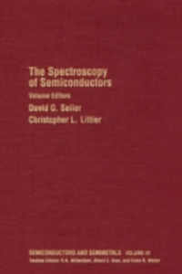 Ebook in inglese Spectroscopy of Semiconductors -, -