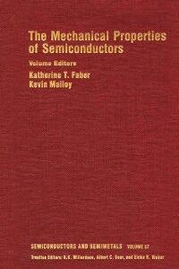Ebook in inglese SEMICONDUCTORS & SEMIMETALS V37