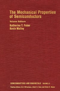 Ebook in inglese SEMICONDUCTORS & SEMIMETALS V37 -, -