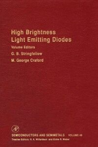 Ebook in inglese High Brightness Light Emitting Diodes