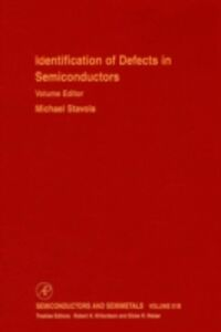 Ebook in inglese Identification of Defects in Semiconductors -, -