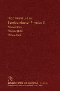 Foto Cover di High Pressure in Semiconductor Physics II, Ebook inglese di  edito da Elsevier Science