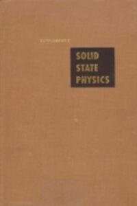 Foto Cover di Solid State Physics V2, Ebook inglese di  edito da Elsevier Science