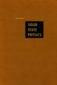 Ebook in inglese Solid State Physics V4 -, -