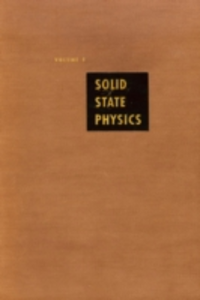 Ebook in inglese Solid State Physics V5 -, -
