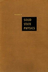 Ebook in inglese Solid State Physics V9 -, -