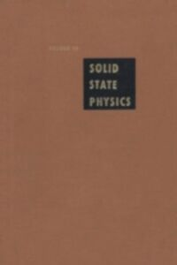 Ebook in inglese Solid State Physics V14