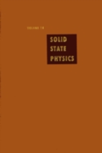 Ebook in inglese Solid State Physics V15 -, -