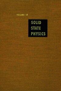 Foto Cover di Solid State Physics V19, Ebook inglese di  edito da Elsevier Science