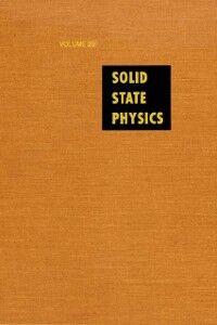 Foto Cover di Solid State Physics V23, Ebook inglese di  edito da Elsevier Science