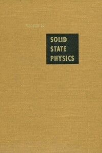 Ebook in inglese Solid State Physics V24 -, -
