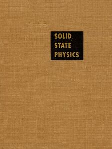 Ebook in inglese Solid State Physics V30