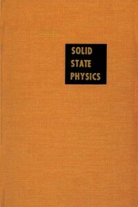Ebook in inglese Solid State Physics V33 -, -