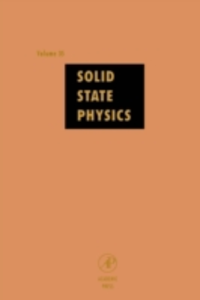 Ebook in inglese Solid State Physics V35 -, -