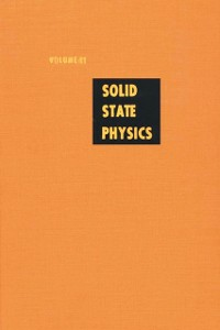 Ebook in inglese Solid State Physics V41 -, -