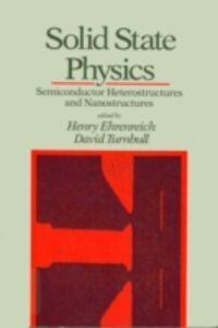 Foto Cover di Advances in Research and Applications: Semiconductor Heterostructures and Nanostructures, Ebook inglese di Author Unknown, edito da Elsevier Science