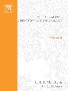 Foto Cover di The Alkaloids, Ebook inglese di  edito da Elsevier Science