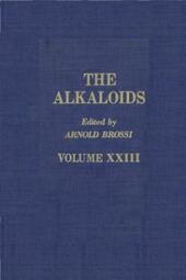 Alkaloids: Chemistry and Pharmacology V23
