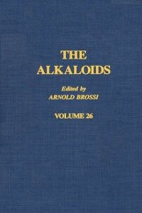 Ebook in inglese Alkaloids: Chemistry and Pharmacology V26 -, -