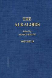 Alkaloids: Chemistry and Pharmacology V29