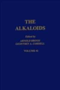 Ebook in inglese Alkaloids: Chemistry and Pharmacology V41 -, -