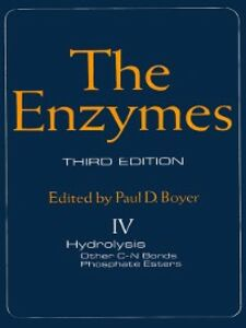 Foto Cover di The Enzymes, Volume IV, Ebook inglese di Paul D. Boyer, edito da Elsevier Science
