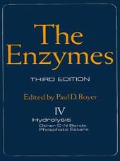 The Enzymes, Volume IV