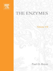 Foto Cover di The Enzymes, Ebook inglese di Author Unknown, edito da Elsevier Science