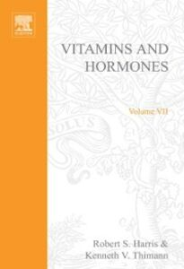Ebook in inglese VITAMINS AND HORMONES V7 -, -