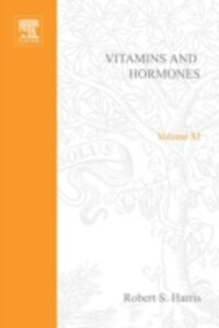 Ebook in inglese VITAMINS AND HORMONES V11