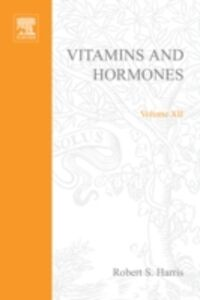 Foto Cover di VITAMINS AND HORMONES V12, Ebook inglese di  edito da Elsevier Science