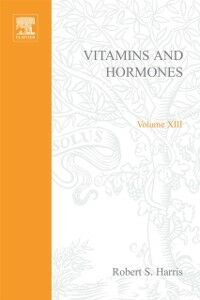 Ebook in inglese VITAMINS AND HORMONES V13 -, -